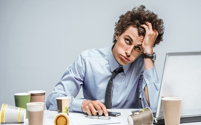 چگونه استرس کاری را کم کنیم؟