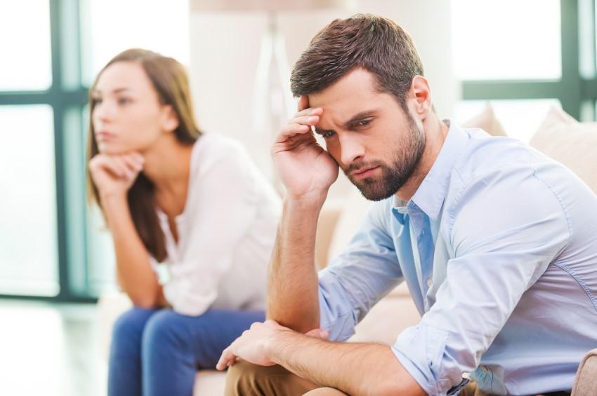 سرد مزاجی روابط زناشویی