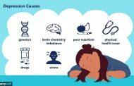 دلایل و ریسک فاکتورهای بروز افسردگی