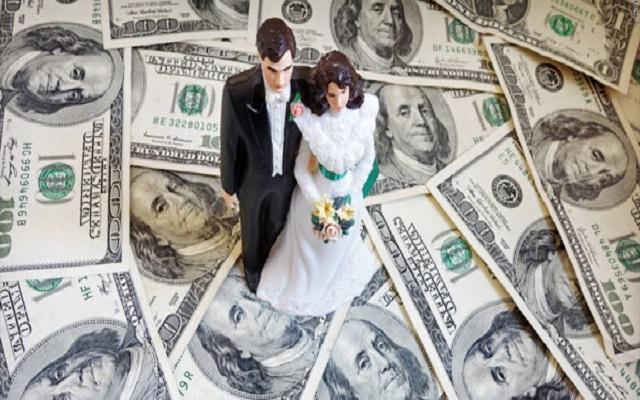تاثیر پول در ازدواج