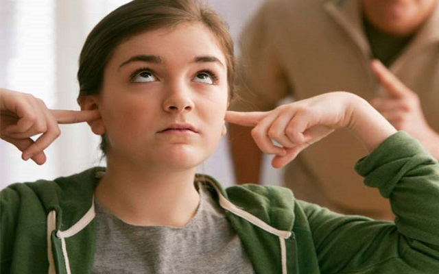 استقلال طلبی نوجوان