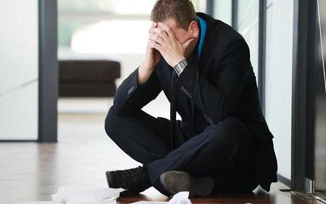 افسردگی بیکاری