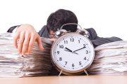 اهمال کاری در مدیریت زمان