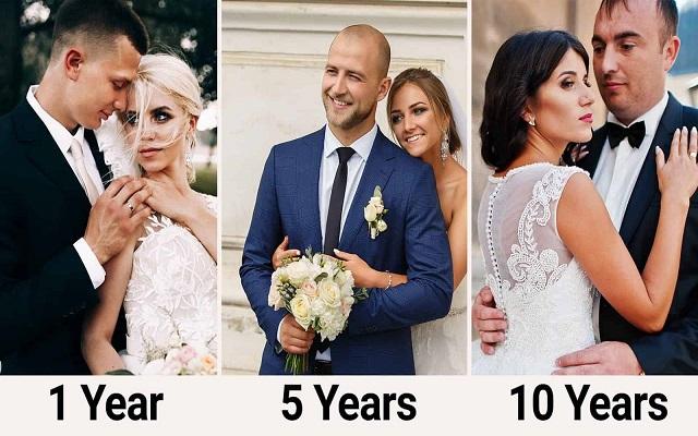 فاصله سنی برای ازدواج