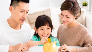 آموزش ارزش پول به کودکان
